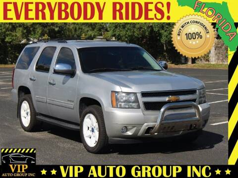 2012 Chevrolet Tahoe for sale at VIP Auto Group in Clearwater FL