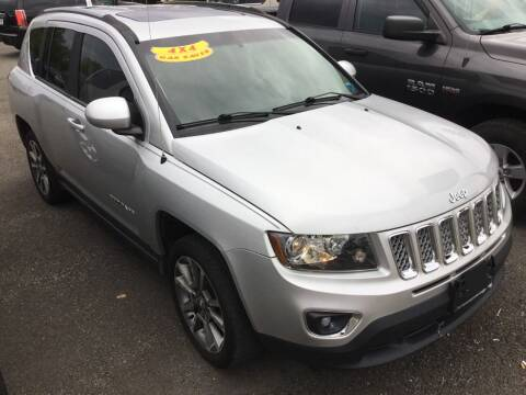 2014 Jeep Compass for sale at eAutoDiscount in Buffalo NY