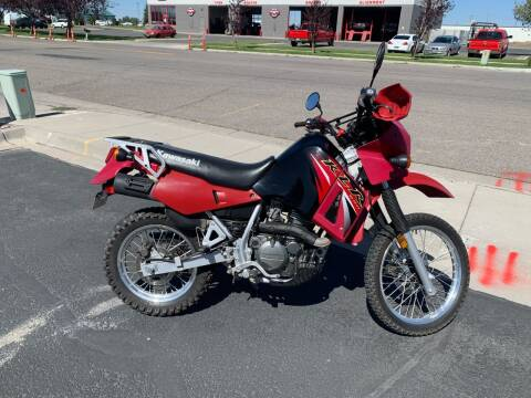 2005 Kawasaki KLR 650 for sale at ALOTTA AUTO in Rexburg ID