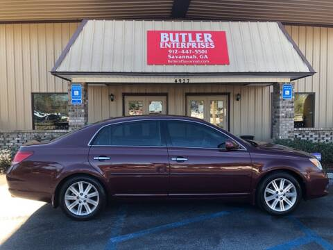 2009 Toyota Avalon for sale at Butler Enterprises in Savannah GA