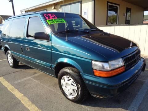 1995 Dodge Caravan for sale at BBL Auto Sales in Yakima WA