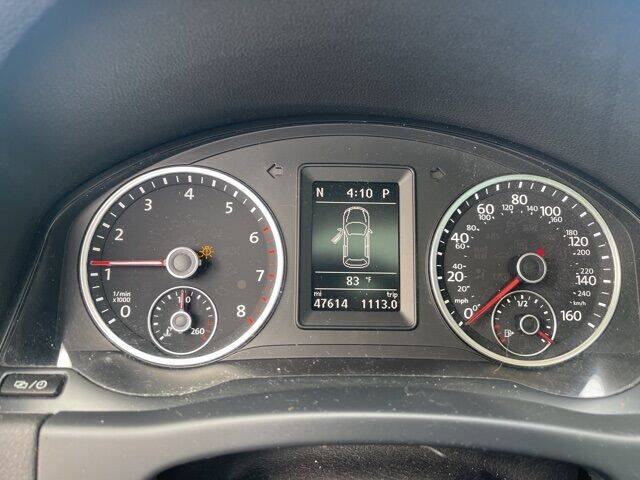 2017 Volkswagen Tiguan for sale at Southern Auto Solutions-Jim Ellis Volkswagen Atlan in Marietta GA