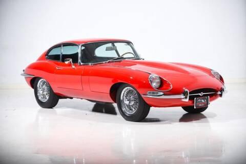1968 Jaguar XK-Series for sale at Motorcar Classics in Farmingdale NY