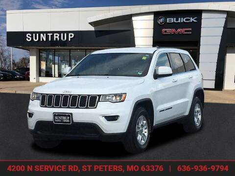 2017 Jeep Grand Cherokee for sale at SUNTRUP BUICK GMC in Saint Peters MO