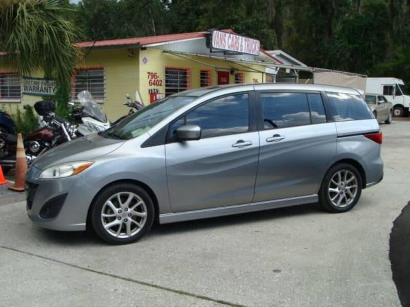 2012 Mazda MAZDA5 for sale in Brooksville, FL