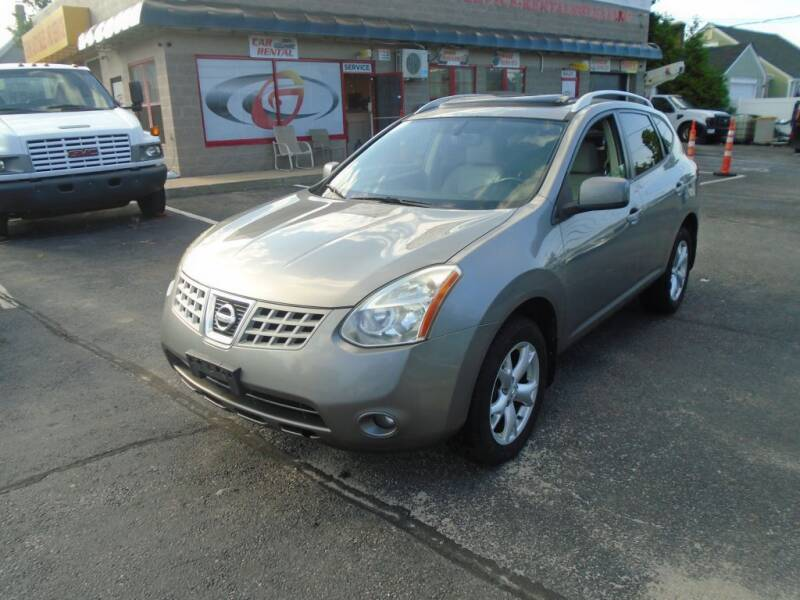 2008 Nissan Rogue for sale at Gemini Auto Sales in Providence RI