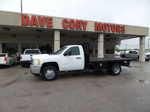 2011 Chevrolet Silverado 1500 SS Classic for sale at DAVE CORY MOTORS in Houston TX