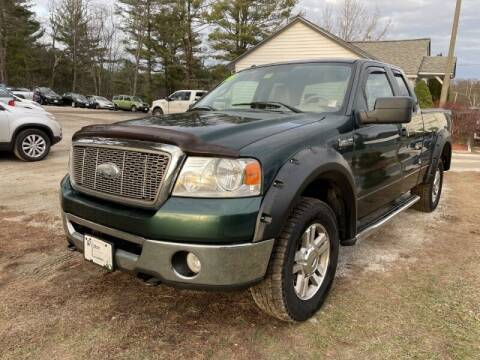 2008 Ford F-150 for sale at Williston Economy Motors in Williston VT
