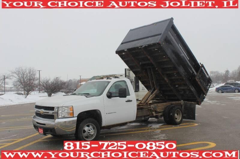 2008 Chevrolet Silverado 3500HD for sale at Your Choice Autos - Joliet in Joliet IL
