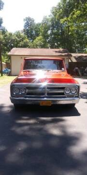 1969 GMC C/K 1500 Series for sale at Classic Car Deals in Cadillac MI