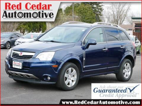 2008 Saturn Vue for sale at Red Cedar Automotive in Menomonie WI
