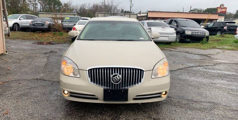 2011 Buick Lucerne for sale at Auto Mart in North Charleston SC
