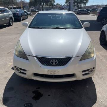 2007 Toyota Camry Solara for sale at Eshaal Cars of Texas in Houston TX