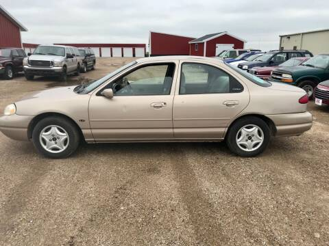 1999 Ford Contour for sale at TnT Auto Plex in Platte SD