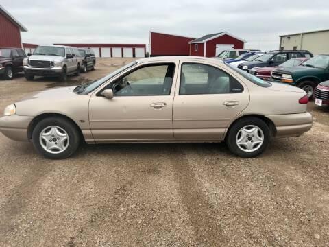 1999 Ford Contour for sale at TnT Auto Plex in Platte SD