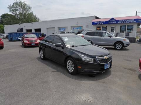 2011 Chevrolet Cruze for sale at United Auto Land in Woodbury NJ