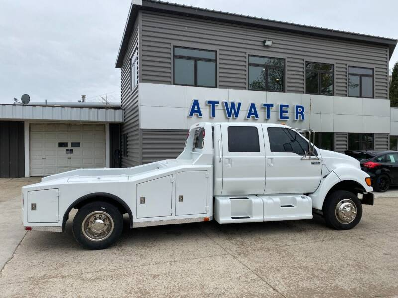 2000 Ford F-650 Super Duty for sale at Atwater Ford Inc in Atwater MN