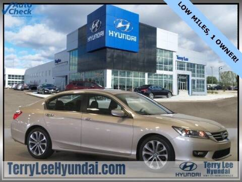2014 Honda Accord for sale at Terry Lee Hyundai in Noblesville IN