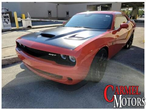 2016 Dodge Challenger for sale at Carmel Motors in Indianapolis IN