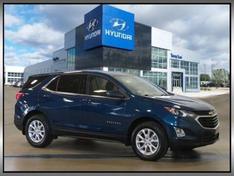 2019 Chevrolet Equinox for sale at Terry Lee Hyundai in Noblesville IN