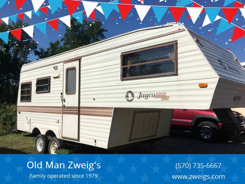 1987 Jayco 2050 Jay Series for sale at Old Man Zweig's in Plymouth Township PA