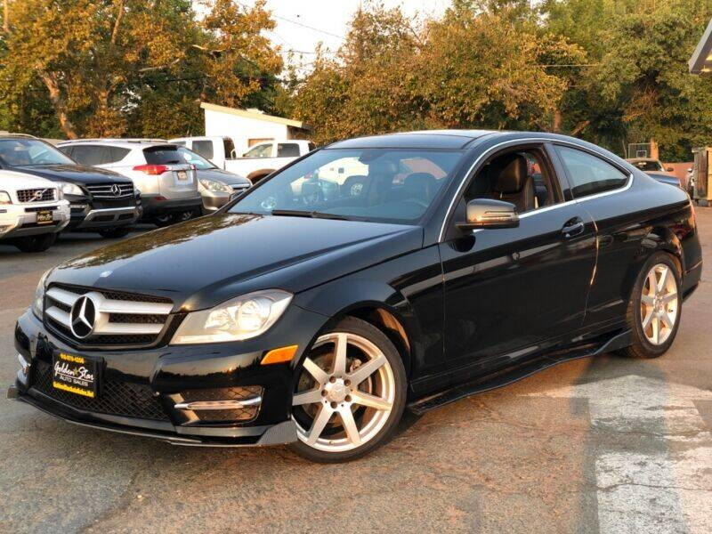2013 Mercedes-Benz C-Class for sale at Golden Star Auto Sales in Sacramento CA