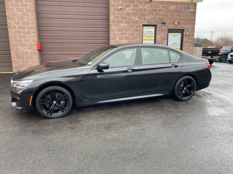 2016 BMW 7 Series for sale at CarNu  Sales in Warminster PA