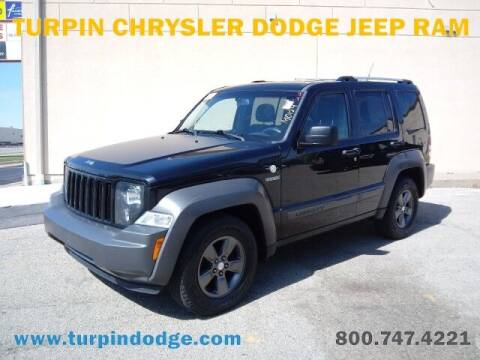 2011 Jeep Liberty for sale at Turpin Dodge Chrysler Jeep Ram in Dubuque IA