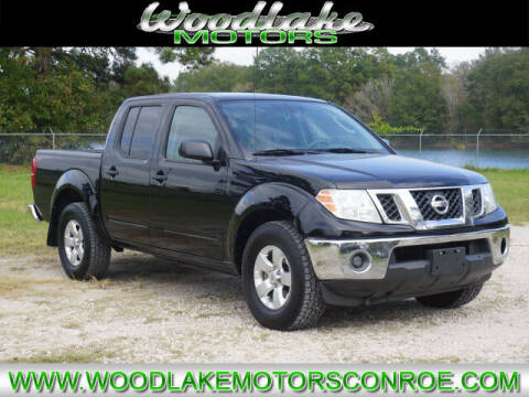 2010 Nissan Frontier for sale at WOODLAKE MOTORS in Conroe TX