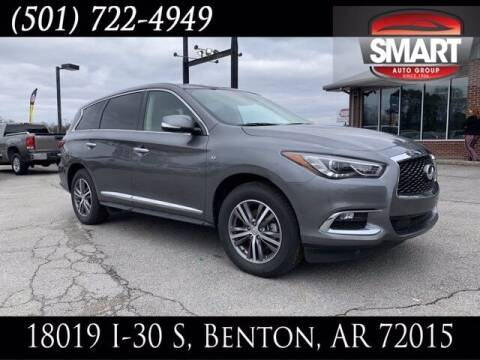 2019 Infiniti QX60 for sale at Smart Auto Sales of Benton in Benton AR