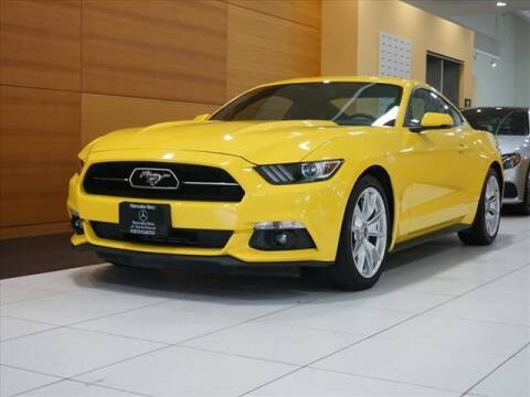 2015 Ford Mustang for sale at Mercedes-Benz of North Olmsted in North Olmstead OH
