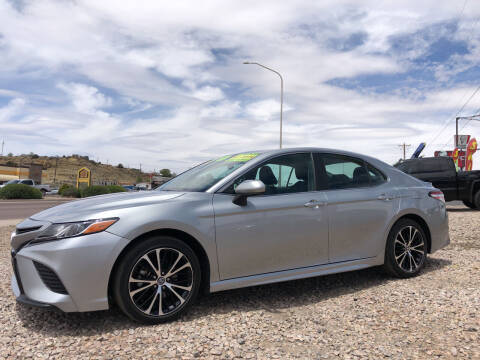 2020 Toyota Camry for sale at 1st Quality Motors LLC in Gallup NM
