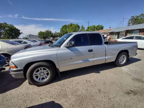 2001 Dodge Dakota for sale at Larry's Auto Sales Inc. in Fresno CA