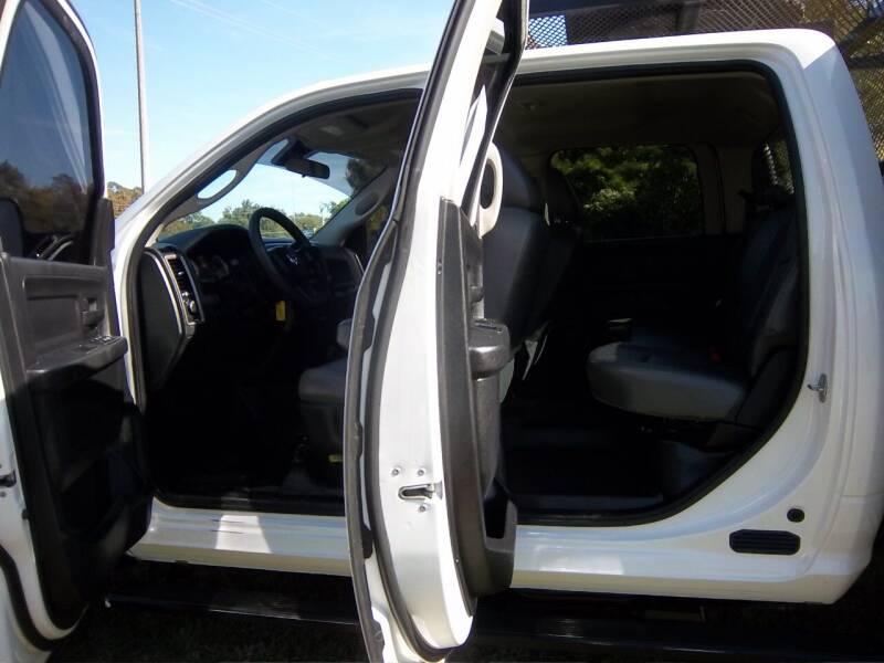 2016 RAM 4500 4x4 Crew Cab Service Trk 4dr - Augusta GA