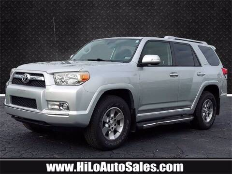 2013 Toyota 4Runner for sale at Hi-Lo Auto Sales in Frederick MD