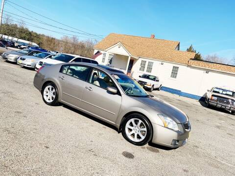 2007 Nissan Maxima for sale at New Wave Auto of Vineland in Vineland NJ