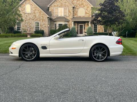2007 Mercedes-Benz SL-Class for sale at Autofinders Inc in Clifton Park NY