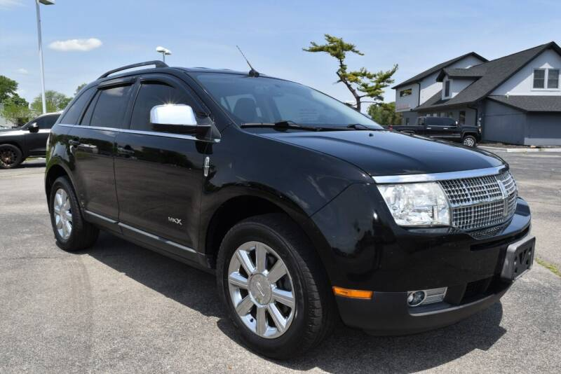 2008 Lincoln MKX for sale at Heritage Automotive Sales in Columbus in Columbus IN