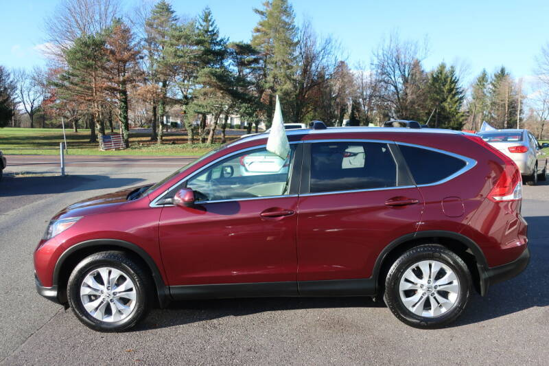 2013 Honda CR-V for sale at GEG Automotive in Gilbertsville PA