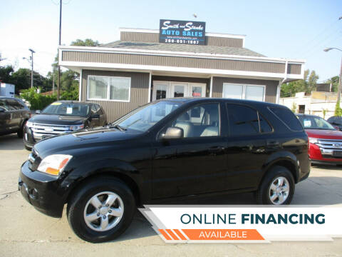 2009 Kia Sorento for sale at Smith and Stanke Auto Sales in Sturgis MI