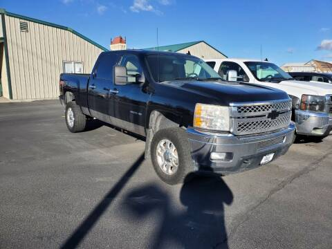 2011 Chevrolet Silverado 2500HD for sale at Auto Image Auto Sales Chubbuck in Chubbuck ID
