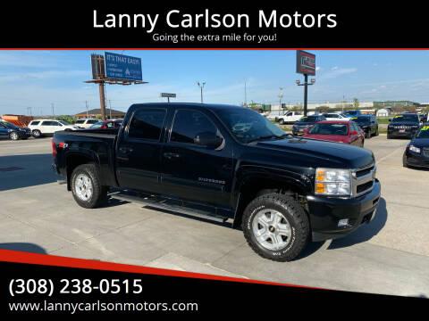 2010 Chevrolet Silverado 1500 for sale at Lanny Carlson Motors in Kearney NE