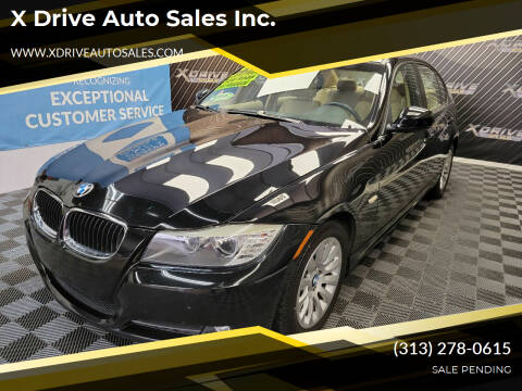 2009 BMW 3 Series for sale at X Drive Auto Sales Inc. in Dearborn Heights MI