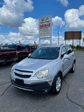 2013 Chevrolet Captiva Sport for sale at US 24 Auto Group in Redford MI