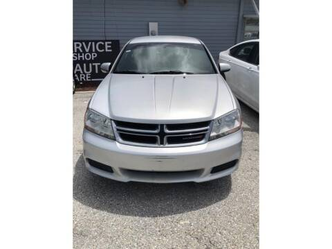 2011 Dodge Avenger for sale at My Value Car Sales - Upcoming Cars in Venice FL