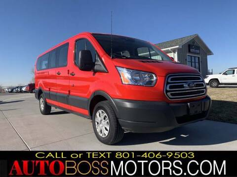2018 Ford Transit Passenger for sale at Auto Boss in Woodscross UT