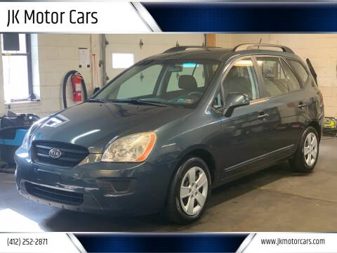 2009 Kia Rondo for sale at JK Motor Cars in Pittsburgh PA