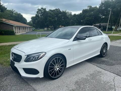 2016 Mercedes-Benz C-Class for sale at P J Auto Trading Inc in Orlando FL