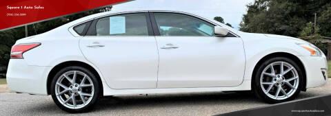 2014 Nissan Altima for sale at Square 1 Auto Sales - Commerce in Commerce GA