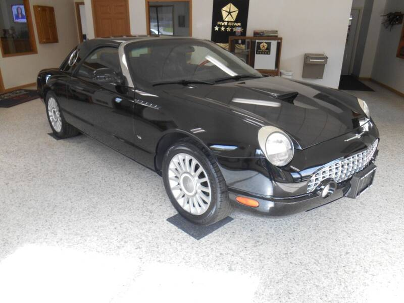 2004 Ford Thunderbird for sale at Maczuk Automotive Group in Hermann MO